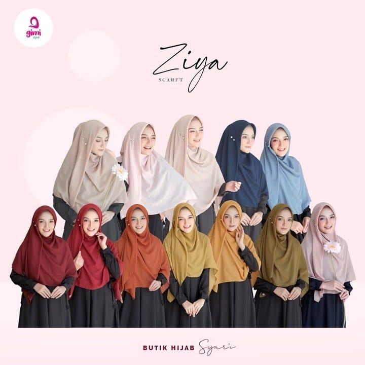 Hijab Segi Empat Simple