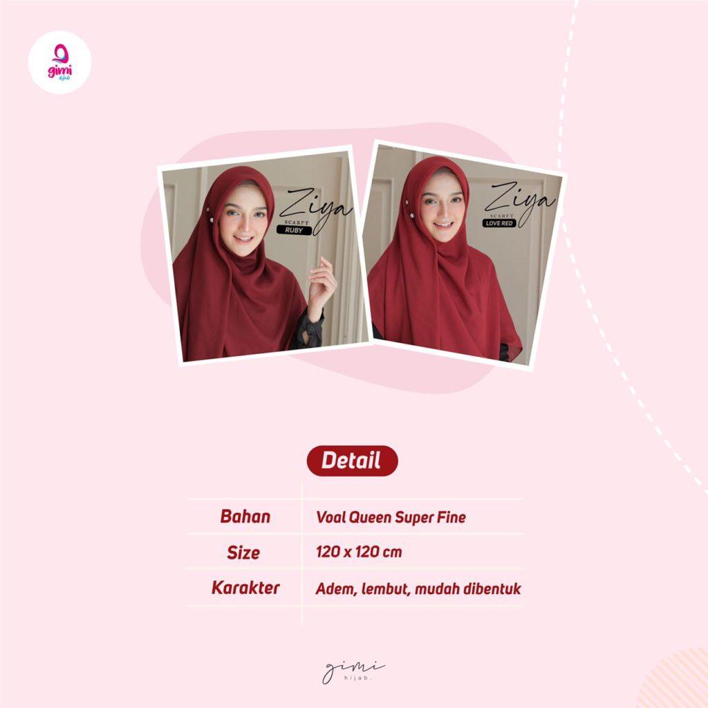 Hijab Segi Empat Terbaru 2020