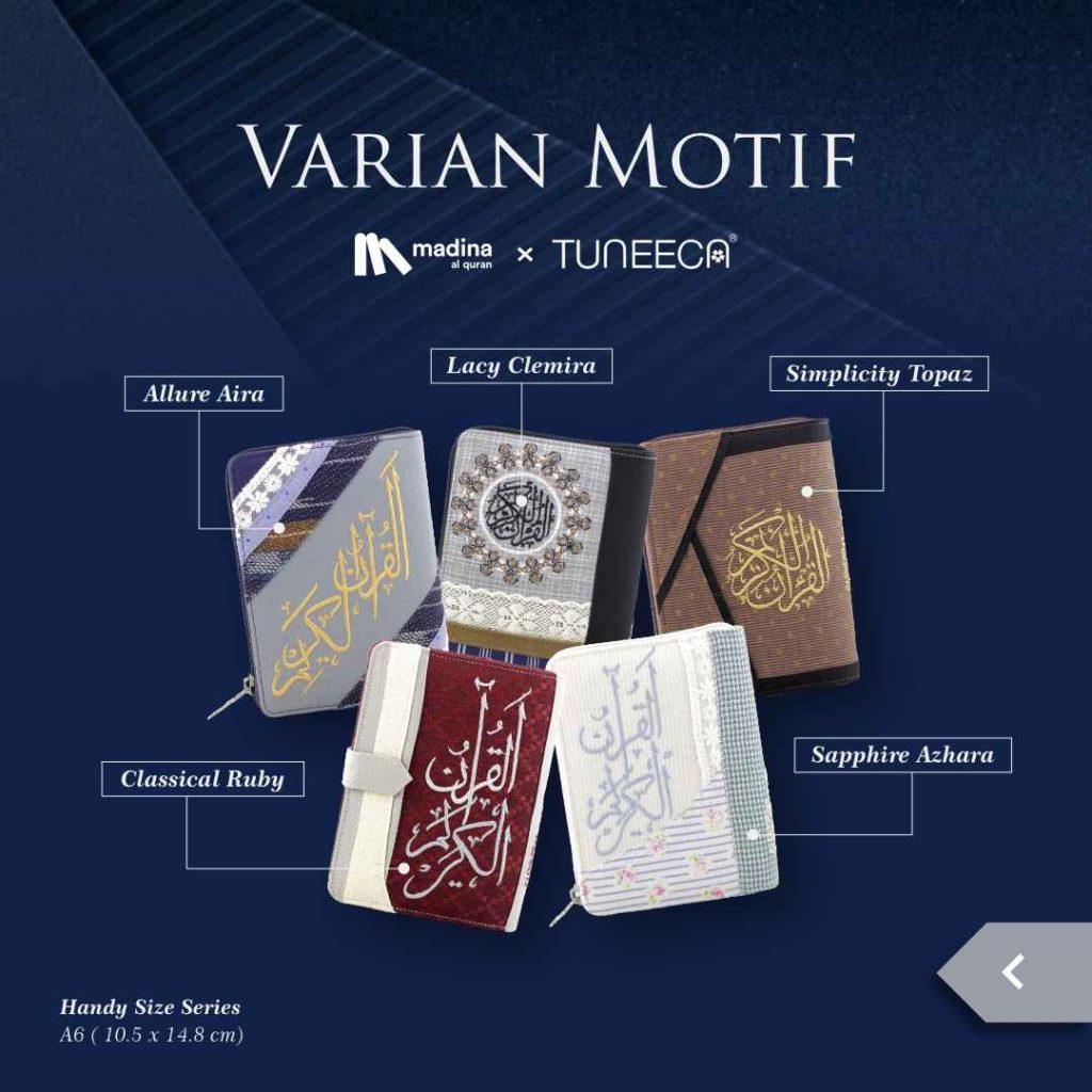 Varian Al Quran Terbaru Madina Alquran