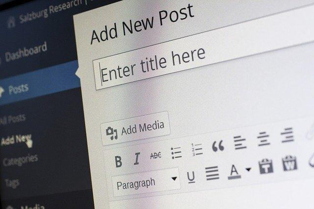 Membuat Blog Untuk Jualan