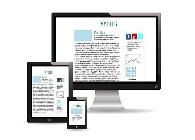 cara membuat blog untuk jualan online