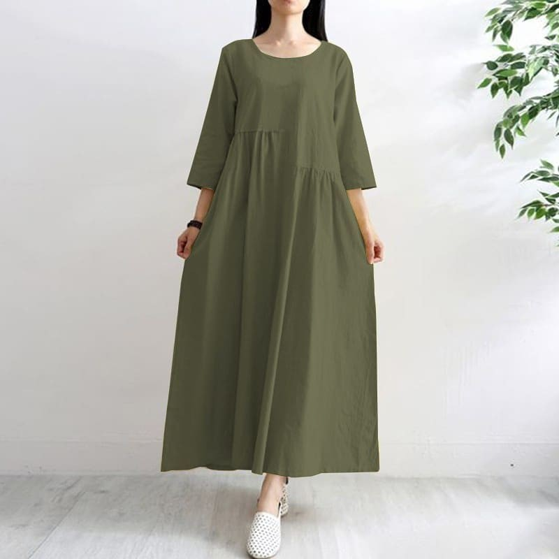 desain gaun wanita