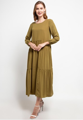 model gaun wanita terbaru