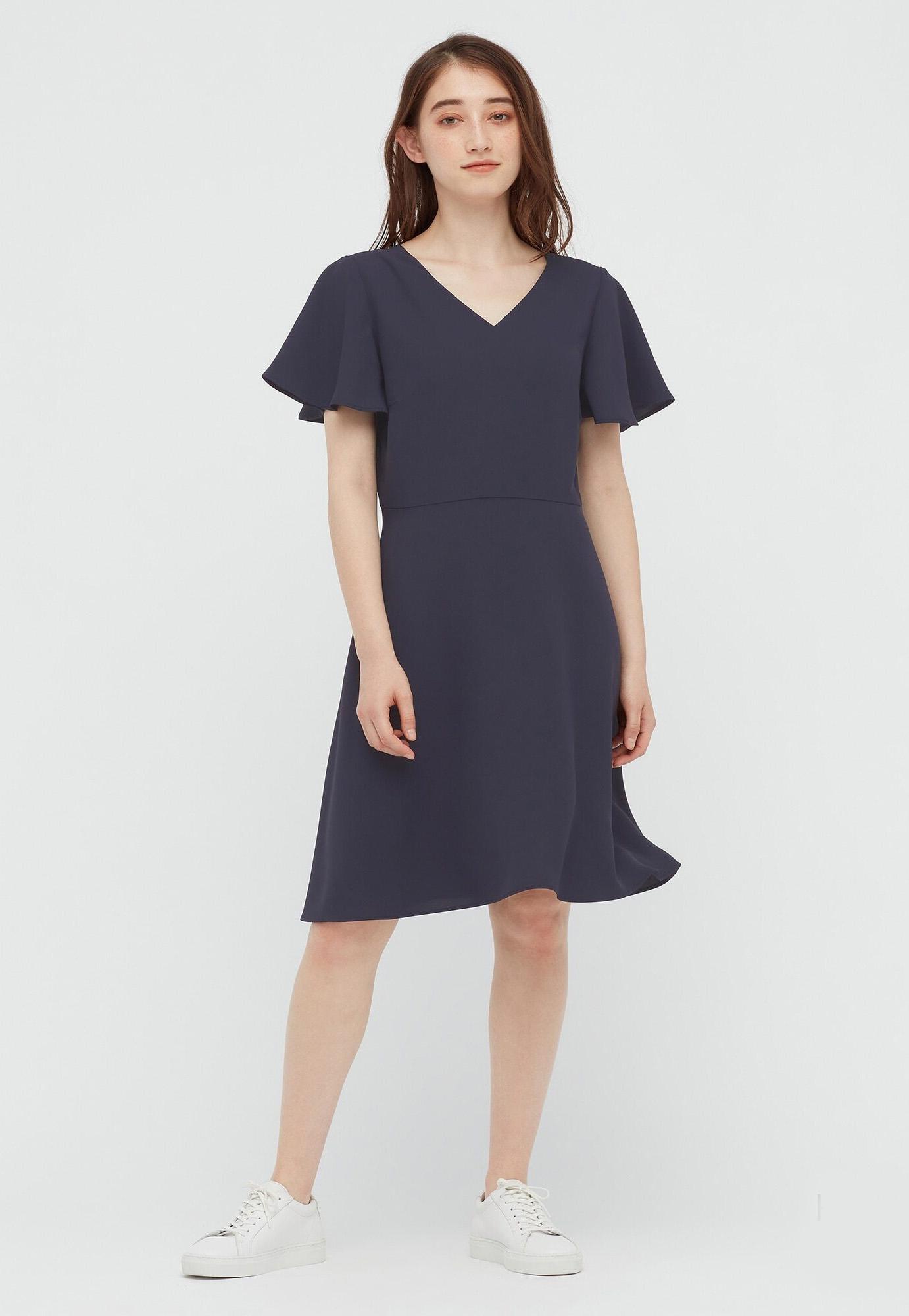 model gaun wanita