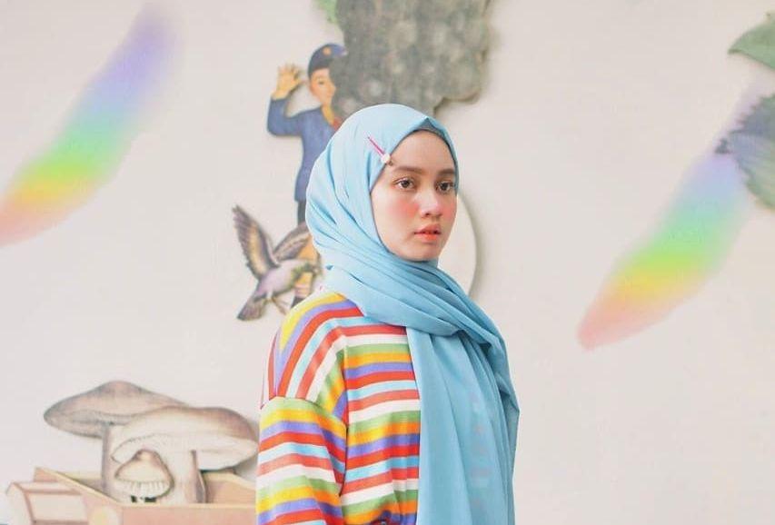 gambar aksesoris hijab