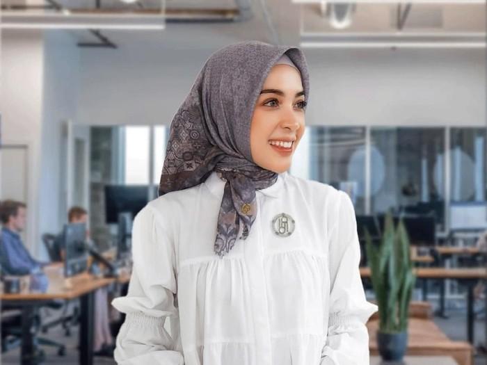 model aksesoris hijab